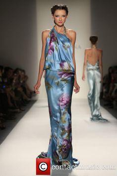 Mercedes-Benz New York Fashion, Week Spring, Summer, Venexiana, Lincoln Center, New York Fashion Week