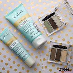 Makeup with benefits   Shop NATIO's new range!