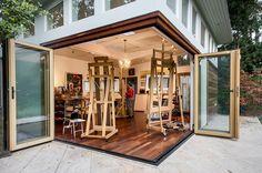 Garage/studio