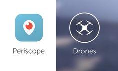 Ver Periscope contará con soporte para drones, entre otras novedades