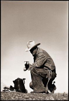 Arizona Cowboys. Working cowboys on Northern Arizona Ranches.