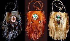 Indian fringe purses <3