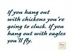 """Hanging Out With Chickens.. For more Thought of the Day articles visit www.sallycares.com Don't forget to """"Like"""" us on Facebook! #sallycares #patients #caregivers #health #thoughts #words #quotes #quote #inspire #ideas #OT #FL #Florida #Occupational therapy #seniors #problems #medical"""