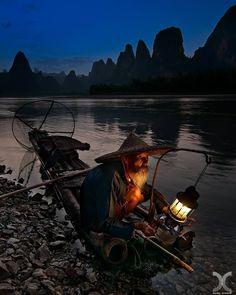 #china #guilin #travel #nikon #nikonasia #nikonmea #cormorantfisherman #liriver by danielcheongdubai