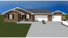 Home Plans with Open Floor Plans - Home Designs with Open Floor Plans from Homeplans.com