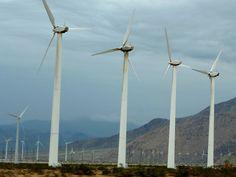 The wind farm just keeps growing, via Flickr.