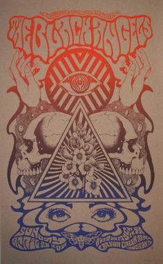 Acclaimed psychedelic poster artist Alan Forbes was badly injured during a recent attack in San Francisco. A few benefit shows have been setup, do what you can to help out. AUSTIN PSYCH FEST is donating 100% of the proceeds from The Black Angels and Goat posters sold on our website this week, buy a rad poster and support a great artist! ANGELS - http://www.austinpsychfest.com/store/apf-2013-the-black-angels-x-alan-forbes-poster/