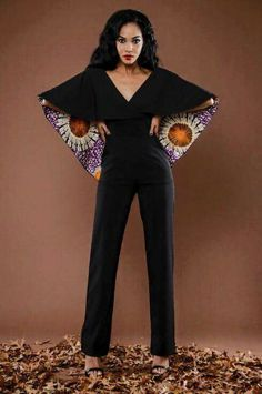 afrikanischer stil Fabulous ankara jumpsuits are jumpsuits that are well designed and very well made as well. It isn't enough that the designer had a creative idea African Fashion Ankara, African Inspired Fashion, Latest African Fashion Dresses, African Print Fashion, Africa Fashion, Women's Fashion Dresses, African Print Jumpsuit, Ankara Jumpsuit, African Print Dresses