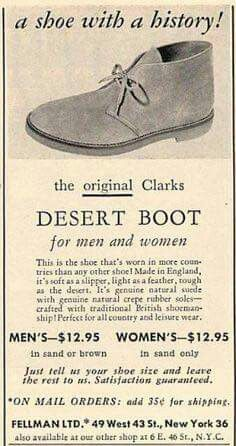 We called them a Chuka Boot.