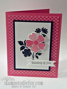 Gifts of Kindness Stampin' Up! Stamp Set Love this set on of those go to stamp sets!