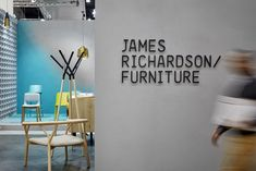 Inspired by the brutalist architectural buildings of the 1960's, this modern structure reflects James Richardson's contemporary attitude with its minimalist, yet immediately recognisable furniture ranges. A gradient wall, completed in collaboration with artist Julian Clavijo, immediately enhances the graphic relationship between the structure and furniture, creating a unique identity and design aesthetic among the high …