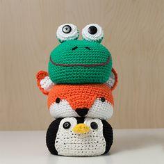 mjukstore - etsy - doorstopper - animal - frog - fox - penguin   #mjukstore #etsy #unseretsy #doorstopper #animalhead #decoration #homemade #home #interior #fox #kids #kidsroom #design #teampinterest #homedeco #style #trend #cute #mummy #parents #family #textiledesign #crochet #pig #bunny #rabbit #penguin #elephant #textile #wool #germandesign #handmade #diy #penguin #frog #fox