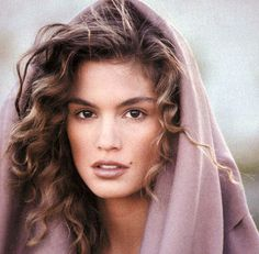 [Cindy Crawford, photographer unknown]