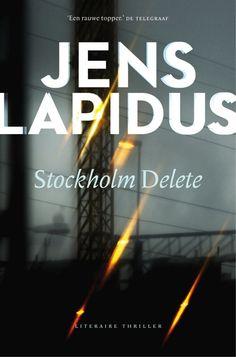 27. Stockholm delete van Jens Lapidus