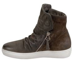 MIZ MOOZ SHOES LAVINIA SNEAKER BOOT ROCK TAUPE GREY 39 NEW $185 #MizMooz #AnkleBoots #Casual