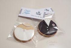 galletas con fondant para boda - 4