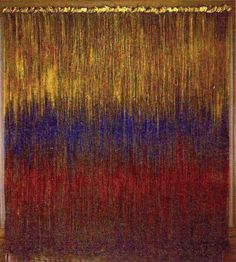 Bandera - Olga de Amaral