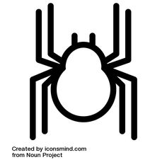 How to Make Cheap Last-Minute Halloween Window Decoration #halloween #decoration #decor #cheap #last-minute #spooky #scary #creepy #diy #template #stencil #example #spider #sticks #window #walls #silhouette #silhouette