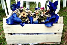 Thi & Line Wedding's - DIY estilo Americano. #casamento #diy #casamentocriativo #criatividade #decoração #casamentodiy #wedding #bride #bouquet