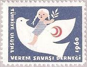 ◇Turkey Stamp 1960