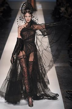 Goth: Night Vixen.