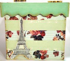 Inspiracion Paris laminas de la linea de papeles Herminia Devoto