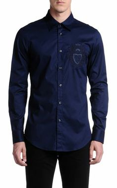 Long sleeve shirt Men - Shirts Men on Just Cavalli Online Store Men Shirts,  Shirt 58a696a07a