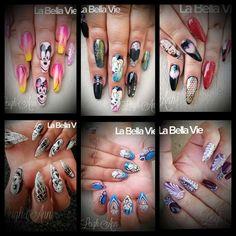 Funky Nails Funky Nails, Hair Beauty, Earrings, Jewelry, Ear Rings, Stud Earrings, Jewlery, Jewerly, Ear Piercings