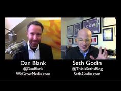 Seth Godin on Kickstarter and the Value of an Author Platform > Published on Jan 21, 2013    I had a chance to speak with Seth Godin about the Kickstarter project for his latest book, The Icarus Deception, as well as the value of an author platform. The full post can be found here:    http://WeGrowMedia.com/seth-godin-on-...