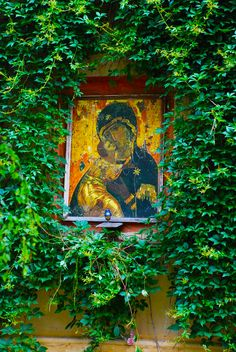 The story of the Vladimir icon of the Mother of God - http://www.pravoslavie.ru/english/7424.htm