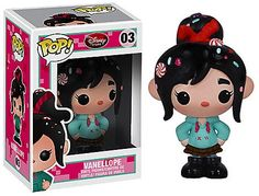 Cutesy Vanellope also extremely rare already