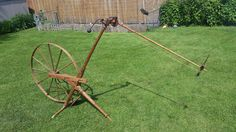 Antique Pendulum Spinning Wheel Primitive Spin Wool 19th Century Civil War Era #NaivePrimitive