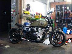 Customnice • Custom-Motorcycle-Galerie