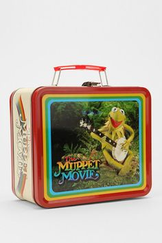 Ah.....the metal lunchbox