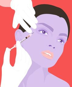 No Surgery Vampire Face Lift, Best Aging Skin Solutions | Dermatologist Dr. Shah discusses non-surgical facelift options, including the Vampire Facelift that Kim Kardashian had. #refinery29 http://www.refinery29.com/vampire-face-lift