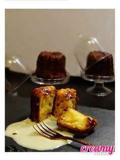 Creamy  Cakes: Cannelés