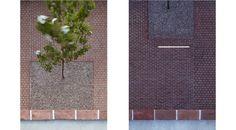 Brick Garden with Brick House — Selected Work by Jan Proksa