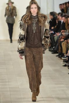 Ralph Lauren Fall 2015 Ready-to-Wear - Collection - Gallery - Style.com