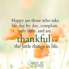 Some days, not complaining is easier than gratitude - but both are helpful.