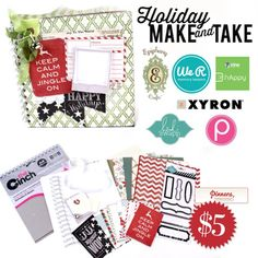 #heidiswapp Come on over for your chance to win some crafty awesomeness :)
