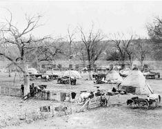 1906 Osage Native American Indian Camp [8 x 10 Photograph] Quality Information Publishers, Inc. http://www.amazon.com/dp/B001O9PTQG/ref=cm_sw_r_pi_dp_4ATiwb0KPR418