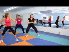 Bodystyling - Hanka Kynychová - YouTube