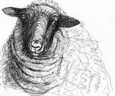 Henry moore sheep