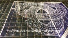 Laser machine models