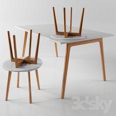 6100 san_siro Tischprogramm - Wohnen und Pflegen - Kusch+Co | Stühle ...