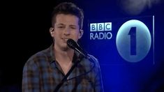 #charlieputh at live lounge on bbc1 radio