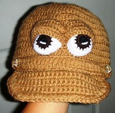 Funny eyes hat -  kids would have a blast having eyes in the back of their heads like their parents do =]