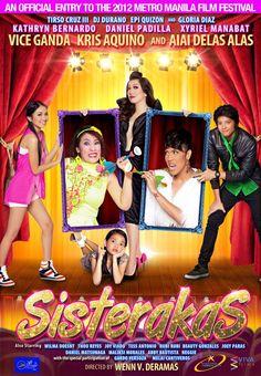 Sisterakas (2012)  #Films, #Online, #Philippines