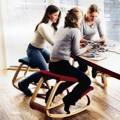 Ergonomic Kneeling Chairs | <3