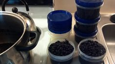 black beans in the freezer